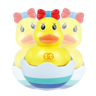 Dual-use Amphibious Tumbler Duck Baby Bathroom Swimming Toys