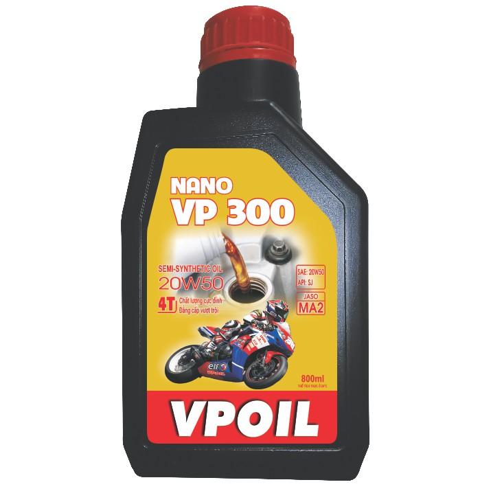 dầu xe số vpoil lube 300