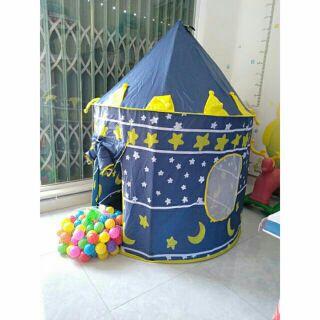 Lều nhà banh cho bé