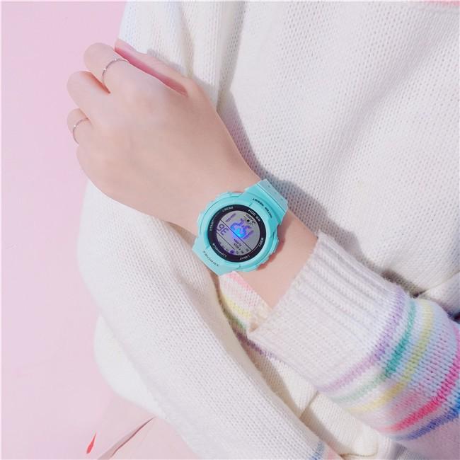 Đồng hồ thể thao nữ SHHORS Sanosi size nhỏ xinh