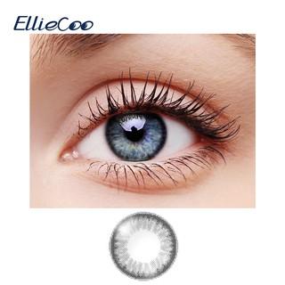 Bộ 2 cái cặp kính áp tròng EllieCoo thuộc Rainbow Series thumbnail