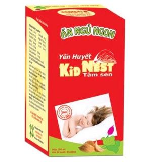 Yến Huyết KID NES'T Ăn Ngủ Ngon ( Mua 5 tặng 1 gói Tăm Bông )