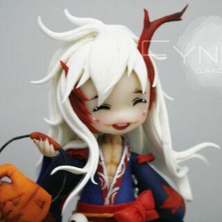 Mô hình Tỳ Mộc • Mô hình Onmyoji • Ibaraki Figure
