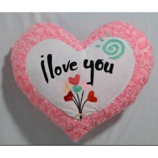 Gối Trái Tim Hàng Cao Cấp : I Love You _Tặng Người Yêu