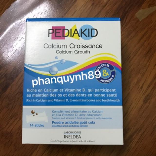 Pediakid calcium - bổ sung canxi - 2670176 , 182468812 , 322_182468812 , 210000 , Pediakid-calcium-bo-sung-canxi-322_182468812 , shopee.vn , Pediakid calcium - bổ sung canxi