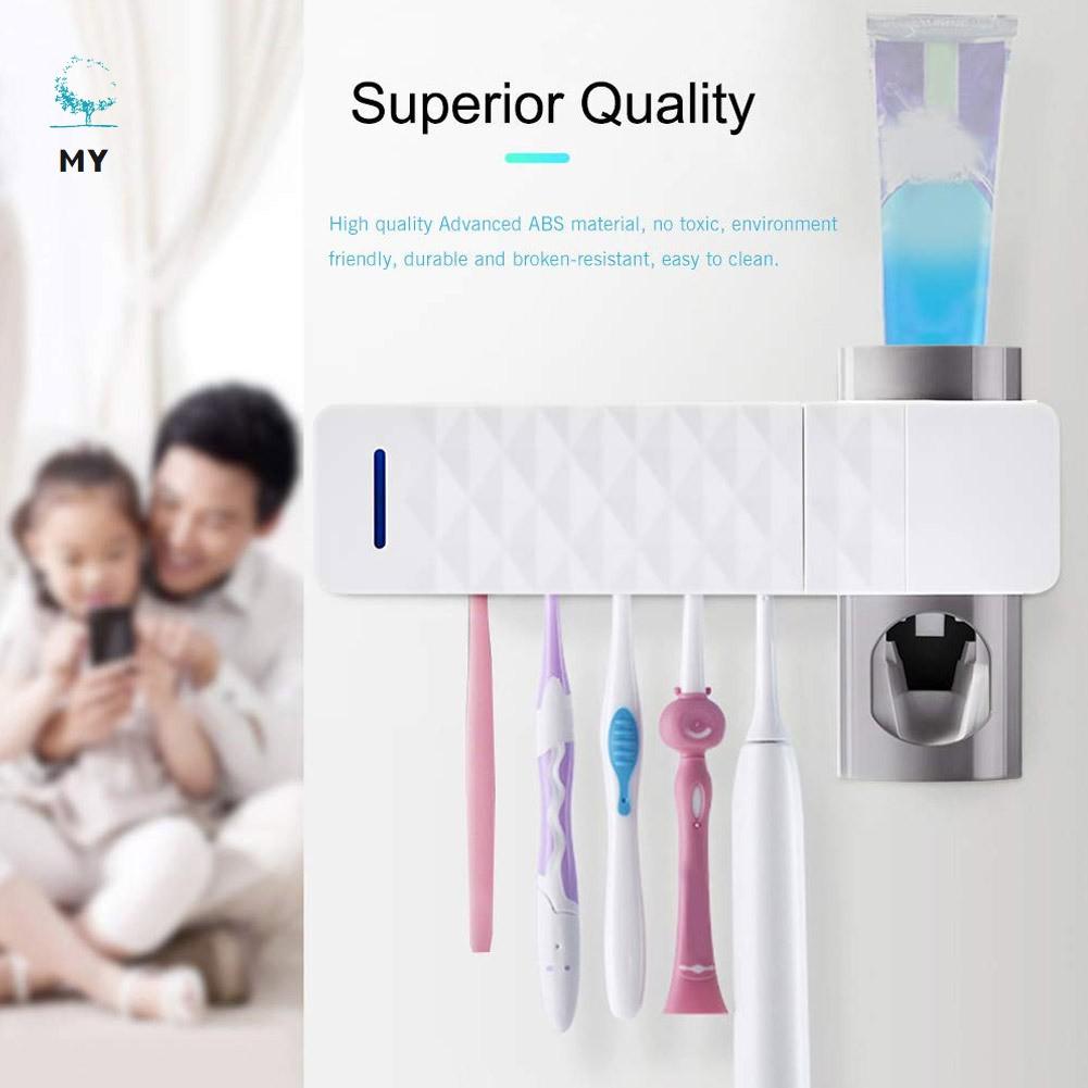 Máy tiệt trùng bàn chải đánh răng tự động bằng tia UV chất lượng cao | Nông  Trại Vui Vẻ - Shop