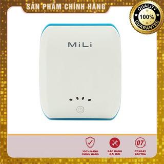 Pin sạc dự phòng dành cho điện thoại, máy tính bảng Mili Power Ocean 7800mAh - Hàng Chính Hãng thumbnail