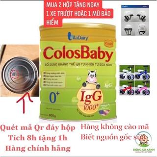 sữa non colobaby 0+ 900g hàng chính hãng vitadairy thumbnail