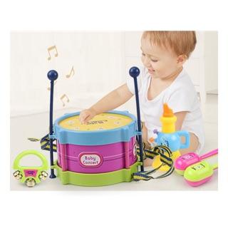Bộ đồ chơi nhạc cụ cho bé
