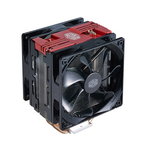 Tản nhiệt khí CPU 212 Led Turbo 2 Fan Cooler Master | | FAN CPU 212LED TURBO DUAL