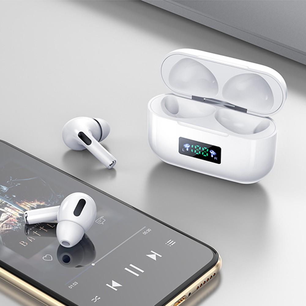 Tai nghe bluetooth Apro 3, tai nghe thế hệ mới với cải tiến thiết kế nhỏ gọn, cảm ứng thông minh, âm thanh chất lượng