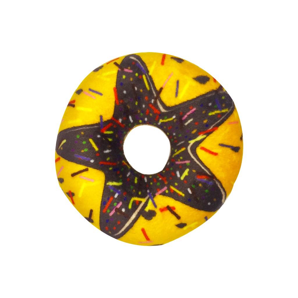 Bánh donut bằng vải kèm lục lạc Pipovietnam