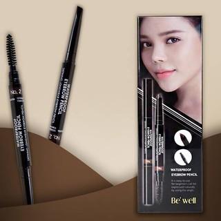 Kẻ Mày Be Well - Chính Hãng Hàn Quốc - Chì Kẻ Chân Mày Be well Eye Brow Pencil thumbnail
