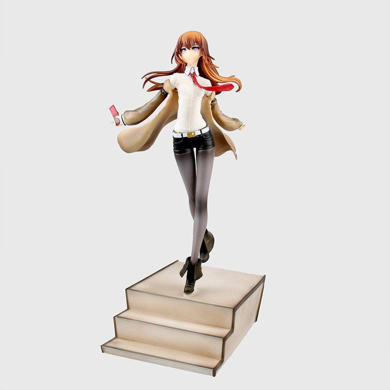 Gate of Destiny Stone STEINS GATE 2 Generation Shepherd Red Lixi Assistant 1/8 Boxed Action Figures