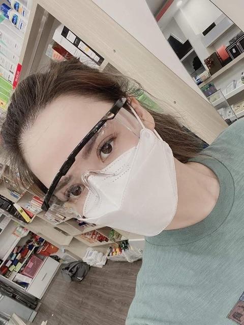 [giá rẻ] KÍNH BẢO HỘ, bảo vệ mắt