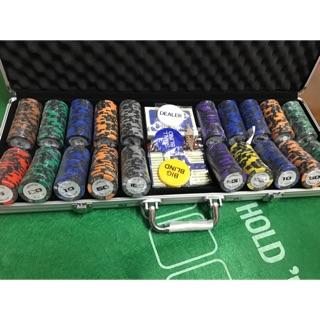 Phỉnh goodeasy 500 chip poker club hàng cao cấp nhập khẩu
