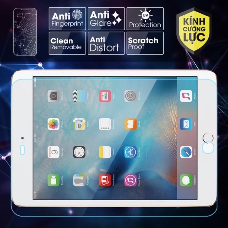 [Mã ELFLASH3 hoàn 10K xu đơn 20K] Cường lực Ipad full màn cho ipad 2/3/4 mini 1/2/3/4 ipad air 1/2