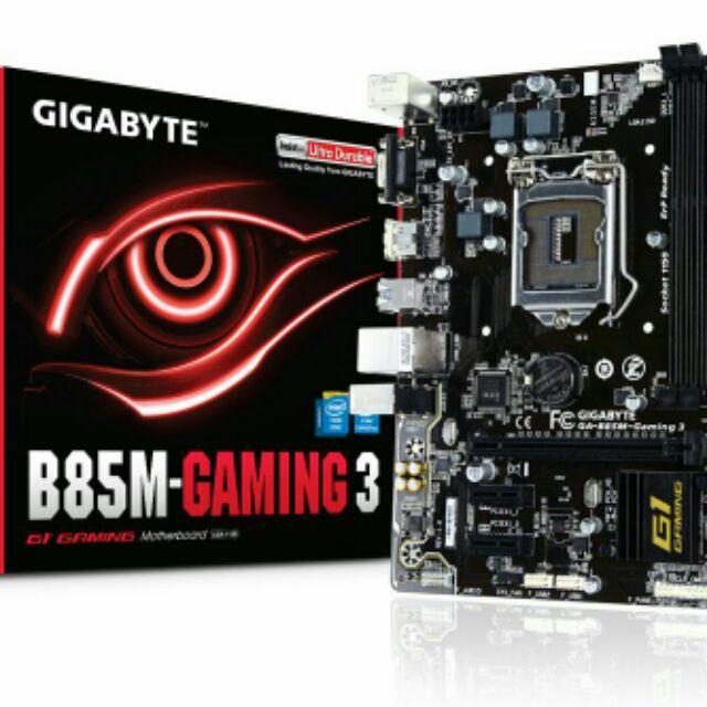 Mainboard Gigabyte GA-B85M-Gaming3
