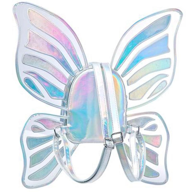 Ba lô đi học in hình bướm cá tính thời trang - 22955141 , 2582132316 , 322_2582132316 , 516000 , Ba-lo-di-hoc-in-hinh-buom-ca-tinh-thoi-trang-322_2582132316 , shopee.vn , Ba lô đi học in hình bướm cá tính thời trang