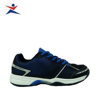 Giày tennis Jogarbola chính hãng (Navy và đen cam) thumbnail