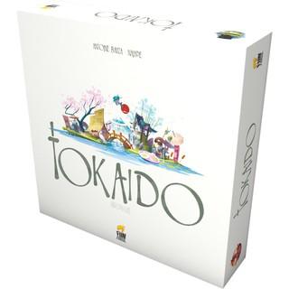 Boardgame Tokaido Bản tiếng anh