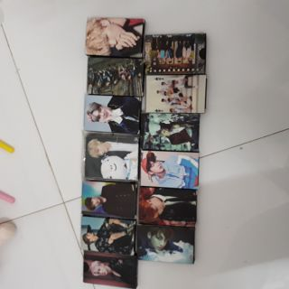Lomo card BTS
