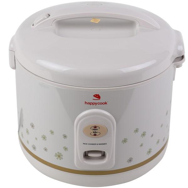 Nồi cơm điện nắp gài 3 lít Happy Cook HC-300 - 3477071 , 801463641 , 322_801463641 , 1259000 , Noi-com-dien-nap-gai-3-lit-Happy-Cook-HC-300-322_801463641 , shopee.vn , Nồi cơm điện nắp gài 3 lít Happy Cook HC-300
