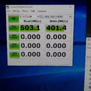 Ssd 240gb 160gb - Cài sẵn Win 10 pro thumbnail
