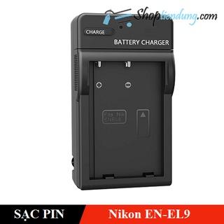 Sạc cho pin Nikon EN-EL9 thumbnail