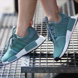 Giày adidas NMD xanh ngọc
