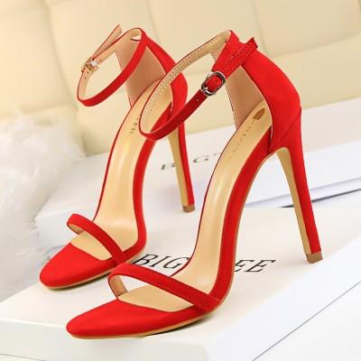 Giày cao gót dây ngang- giày cao gót hở ngón- giày  thời trang nữ- giày công sở- giày sandal cao gót