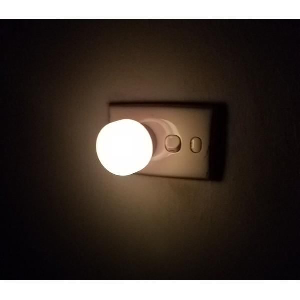 ĐÈN NGỦ SẼ TỰ ĐỘNG BẬT khi trời tối và TẮT khi phòng sáng Ikea Longitude