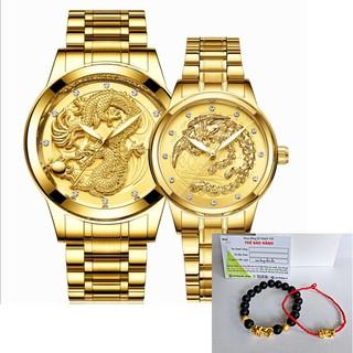 Đồng hồ cặp đôi Long Phụng thumbnail