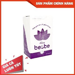 Trà giảm béo giảm mỡ máu Slim Besbe [Hộp 30 gói x 3 gam] - [GIẢM BÉO - KHÔNG TÁC DỤNG PHỤ] thumbnail