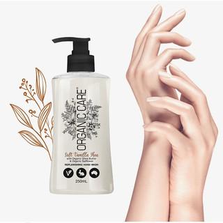 Nước rửa tay diệt khuẩn Organic Care Úc 250ml kháng khuẩn, dưỡng ẩm sâu, bảo vệ làn da, không gây khô ráp thumbnail