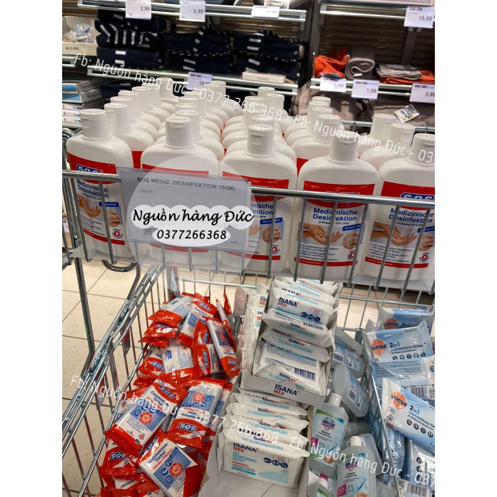 Nước rửa tay Sterillium Đức