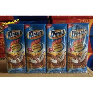 Sữa cacao lúa mạch Dmalt,180ml
