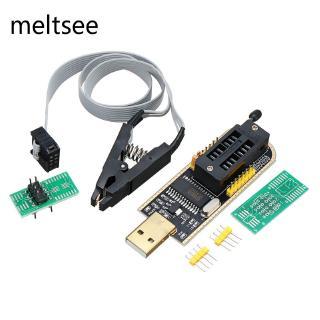 Mô đun CH341A 24 25 Series EEPROM Flash BIOS USB + kẹp SOIC8 SOP8 cho EEPROM 93CXX 25CXX 24CXX thumbnail
