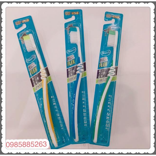 Bàn chải đánh răng Hàn Quốc ( Hi- Flex)