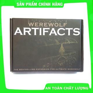 [Hỗ trợ giá] Bộ ma sói Artifact mở rộng của ma sói ultimate việt hóa giảm giá sốc_Chính hãng
