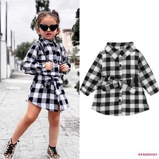 Set áo thun tay dài & váy tutu cho bé gái