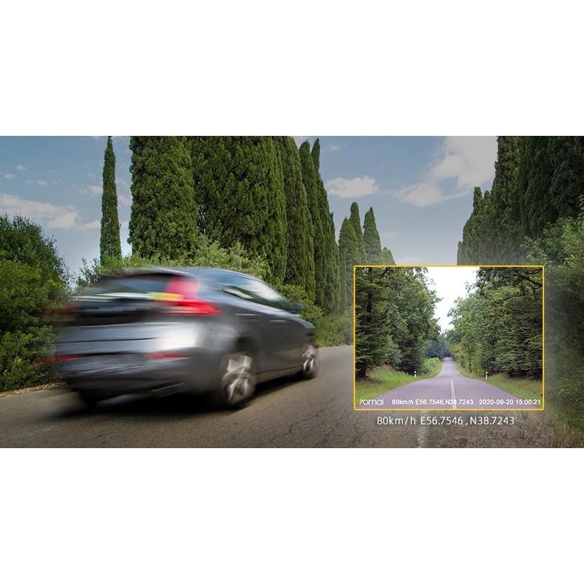 [QUỐC TẾ] Camera hành trình Xiaomi 70mai Dash Cam Pro Plus A500S 1944P - Camera hành trình oto 70Mai PRO