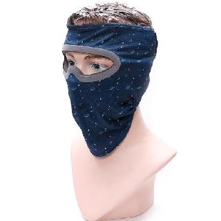 Mặt nạ bảo hộ chống tia UV Knoxon Tím than - M008