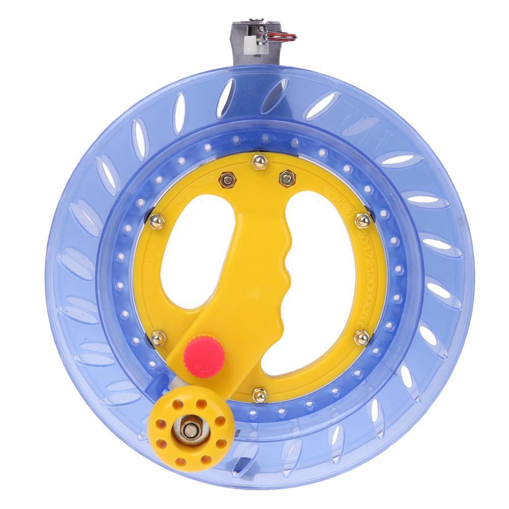 Plastic Kite Reel Wheel Winder Tool Handle Twisted String Line Accessories [KidsDreamMall]