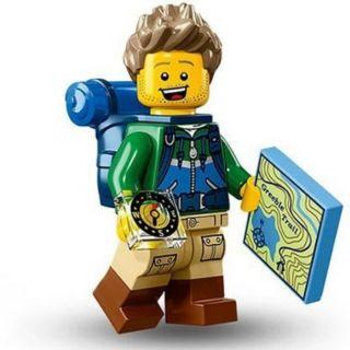 LEGO chính hãng – Hiker – Minifigures Series 16