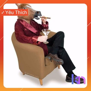 [BIG SALE] Đầu Giả Ngựa Gangnam (Mẫu Ngẫu Nhiên)