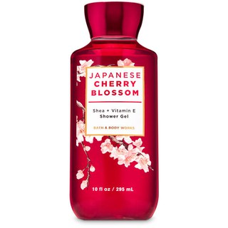 NEW 2020 Sữa tắm Bath & Body Works Japanese Cherry Blossom 295ml