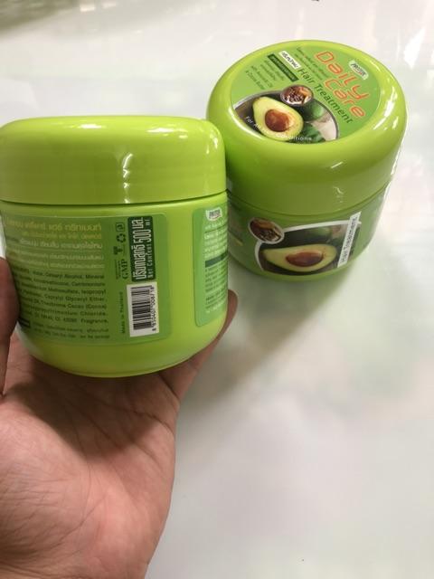 Kem ủ tóc bơ Thái Lan Daily Care 500g Thái Lan