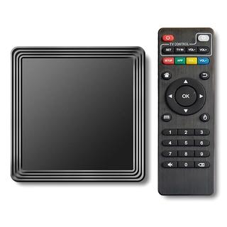 New 4k Ultra HD Android 10.0 TV Box 3D Wifi 2.4G & 5G 1GB ram 8GB Rom Smart TV Arm Set Amlogic S905l Media Player Box Top Box | TV Converter |