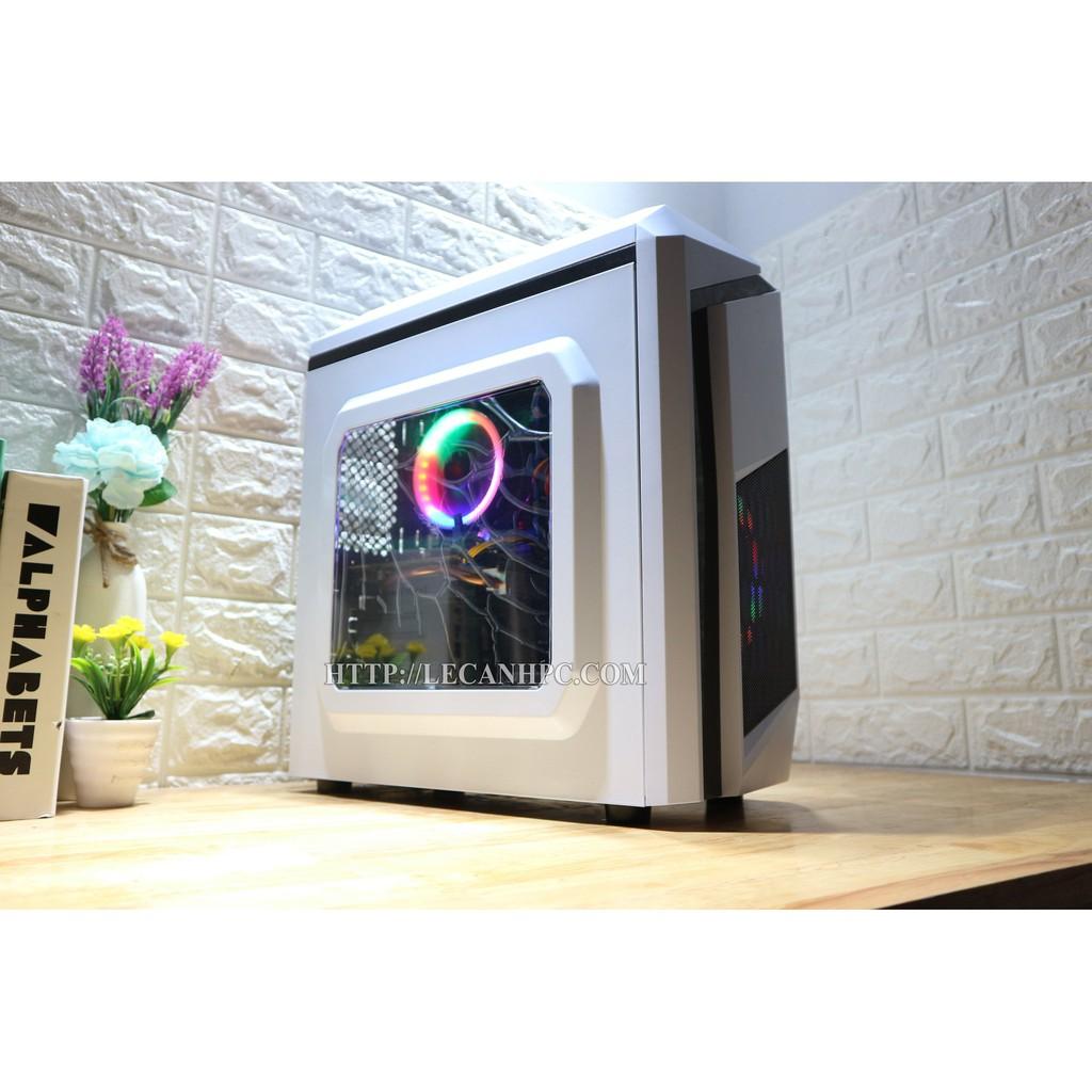 thùng máy cpu chiến PUBG giá rẻ chơi mượt Giá chỉ 5.850.000₫